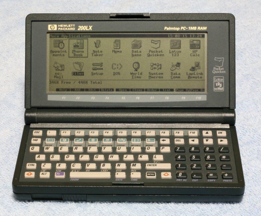 HP 200LX